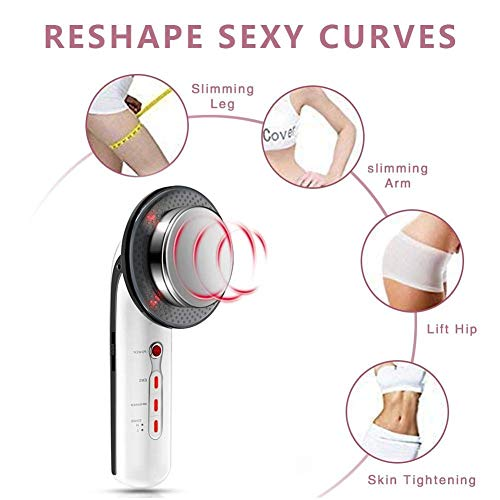 3 in 1 Body Slimming machine, Multifunctional Body Shaping SPA Massager, Cellulite Removal Massager for Face and Body Portable Electric Device for Weight Loss Anti-wrinkle and Beauty 5