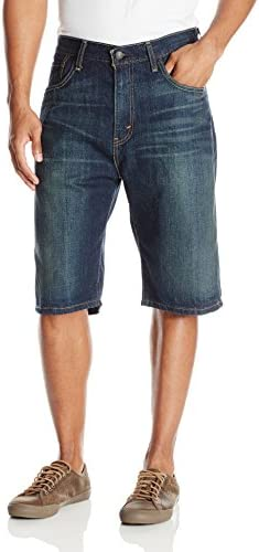 Levi's Men's 569 Loose Straight Denim Shorts 1