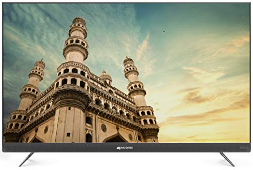 Micromax 124 cm (49 inches) 4K UHD LED Certified Android TV 49TA7000UHD (Matte Grey) 9