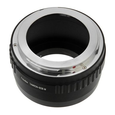 Fotodiox-Lens-Mount-Adapter-for-Tamron-Adaptall-2-Mount-Lens-to-Canon-EOS-M-Mirrorless-Cameras