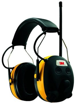3M WorkTunes Hearing Protector