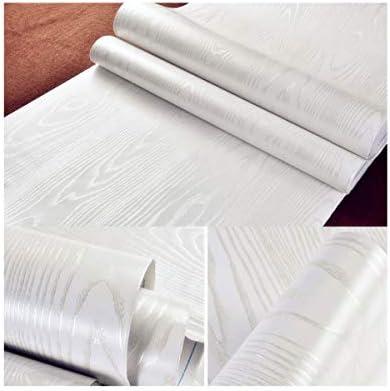 Hode Carta Adesiva Per Mobili Legno Bianco 40 Cm200 Cm Adesivo Vinile Adesivi Film Pvc Adesivi Restauro Mobilibiancotrama Dargento Carta Mobili