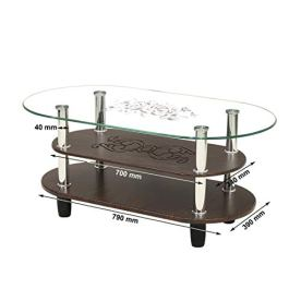 Woodness-Salsa-Glass-Coffee-Table-Brown