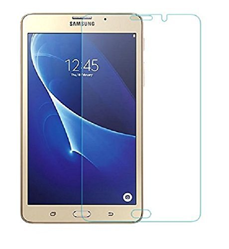 Colorcase Tempered Glass Screenguard for Samsung Galaxy J Max (7.0) T285 Tablet 13