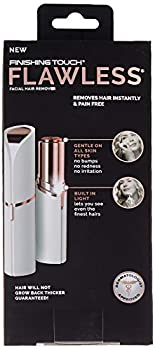 "Finishing Touch Flawless Women's Painless Hair Remover. Remove Flawless cap, slide the switch located on the side of the unit upward into the ""ON"" position. The light will automatically turn on when the unit is ""ON"". Gently press the head of the unit..."