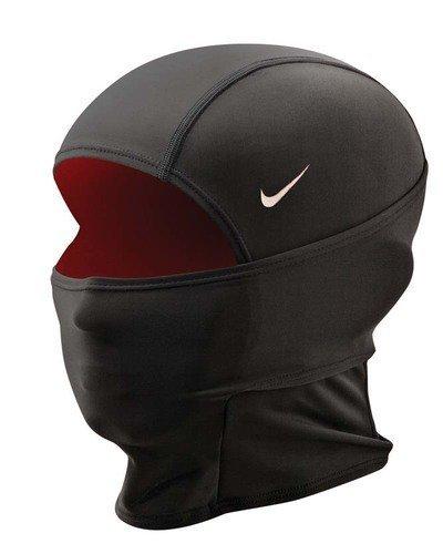 Nike Pro Combat Hyperwarm Hydropull Hood (Black, OSFM)