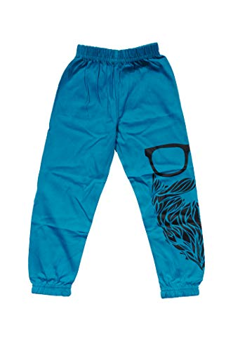 T2F Boys' Printed Track Pants (Pack of 5, Multicolor) 2