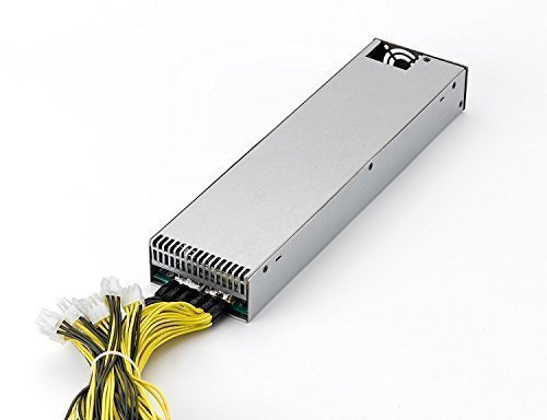 AntMiner APW3-12-1600 PSU REQUIRES 205v-264v power 1600W Power Supply for Bitcoin Miners