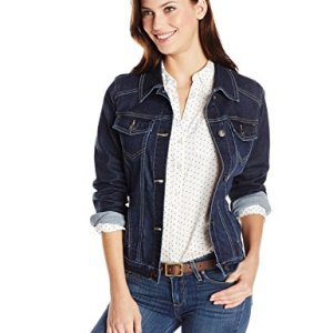Wrangler Authentics Women's Stretch Denim Jacket 1 Fashion Online Shop gifts for her gifts for him womens full figure