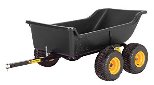 Polar Trailer 8262 HD 1500 Tandem Axle Utility Cart, 98 by 54 by 31-Inch