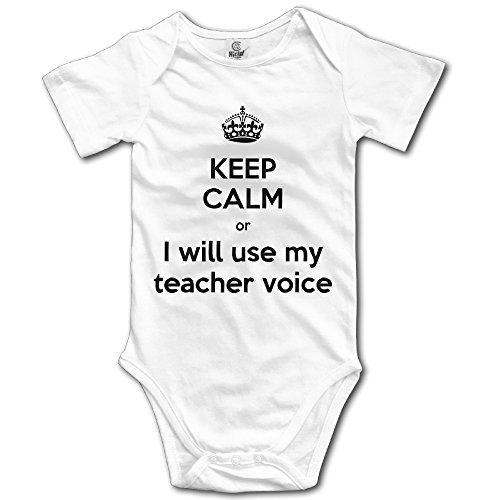 Keep Calm Or I Will Use My Teacher Voice Funny