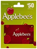 Applebee's Gift Card $50
