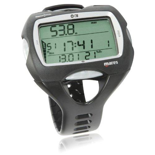 Mares Nemo Wide Dive Computer Wrist Watch