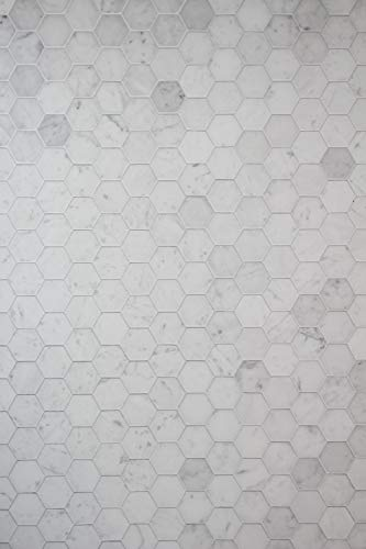 Bessie-Bakes-Marble-Hexagon-Tile-Replicated-Photography-Backdrop-Board-for-Food-Product-Photography-3-ft-Wide-x-2ft-high-3-mm-Thick-Moisture-Resistant-Stain-Resistant-Lightweight