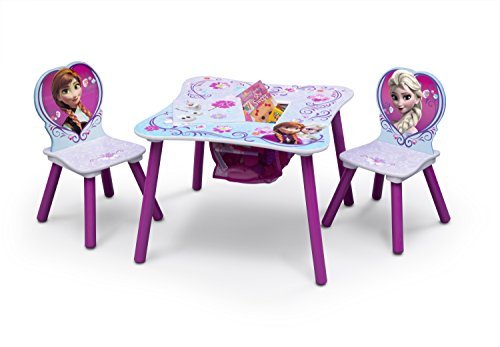 Chair Set and Table Disney Frozen