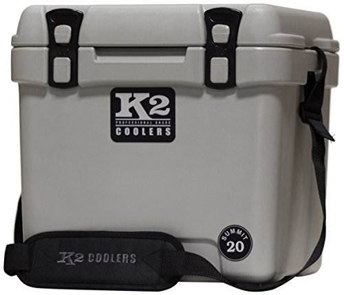 K2 Coolers Summit 20 Cooler, Gray