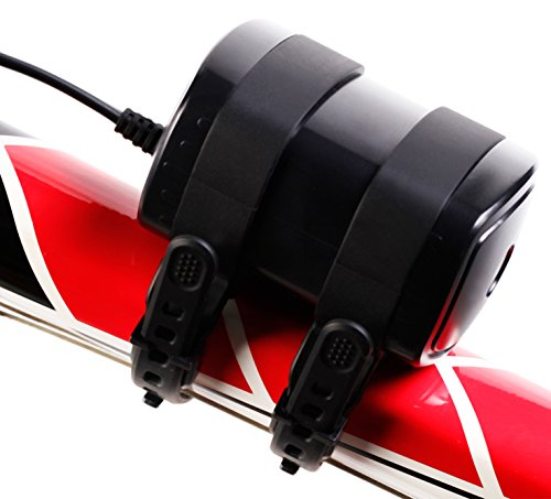 Stupidbright 8.4v Rechargeable Bicycle Battery Pack & Charger 8800mAh PCB Spare Replacement XM-L T6 - U2 - L2 LED - Universal Fit with Cree, Magic Shine, Gemini Bike Lights - 2 Year Warranty