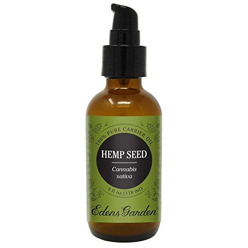 Hemp Seed Oil – Eden's Garden