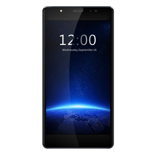 LEAGOO T1 Plus 16GB 5.5 Inch Android 6.0 Smartphone, MTK6737 Quad Core up to 1.3GHz, 3GB RAM GSM & WCDMA & FDD-LTE (Grey)