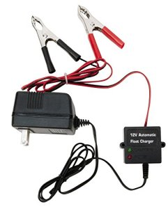 Performance Tool W2985 12V Automatic Float Charger