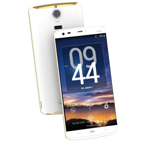 KINGZONE Z1 5.5 inch JDI LTPS Screen Android 4.4 Smart Phone, MT6752A Octa Core 1.7GHz, ROM: 16GB, RAM: 2GB, GSM & WCDMA & FDD-LTE (white)