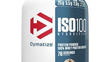 Whey Protein Powder with Hydrolyzed