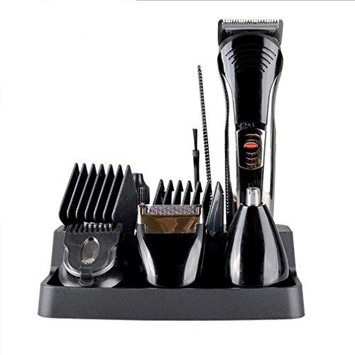 LL-7-in-1 Electric Shaver Grooming Beard Hair Clipper Cutting Men's Razor Hair Trimmer Kit