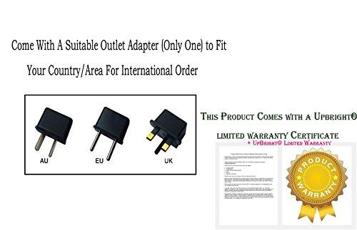UpBright 15V AC/DC Adapter For House of Marley EM-JA006-MI Get Together  Speaker Native Instruments NI Traktor Kontrol Audio S4 MK2 S4MK2 S 4 MK 2  DJ