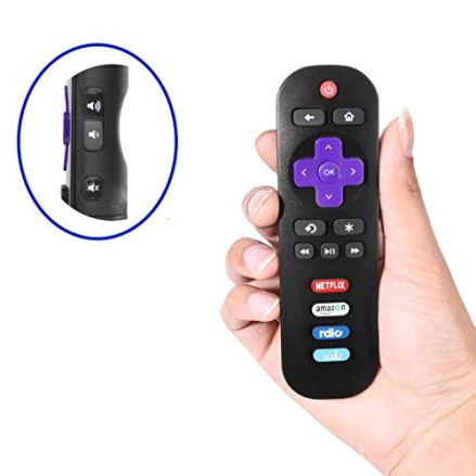 New-RC280-Remote-Control-fit-for-All-TCL-Roku-Smart-TV-with-Updated-4-Shortcuts-TCL-wNetflix