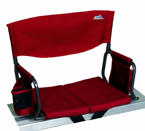 Rio Gear Stadium Arm Chair, Red