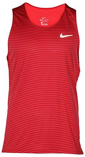 d5c85ebc10 Camiseta de tirantes para hombre Nike Racing Print Singlet ...