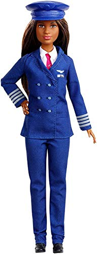 Barbie Careers 60th Anniversary Pilot Doll