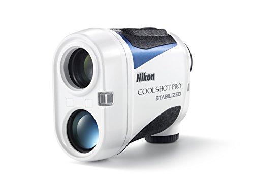Nikon Coolshot Pro Stabilized Golf Rangefinder Standard Version