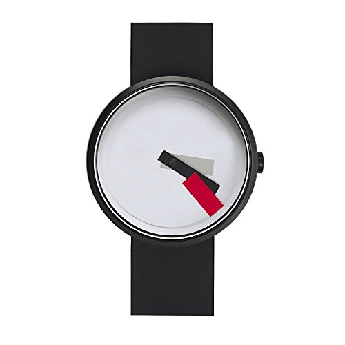 Projects Red Suprematism Watch by Denis Guidone