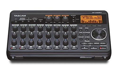 Tascam DP-008EX Digital Portastudio Multitrack Recorder