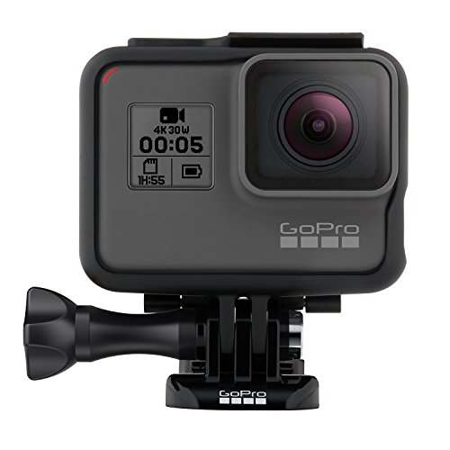 GoPro – HERO5 Black 4K Action Camera – Black