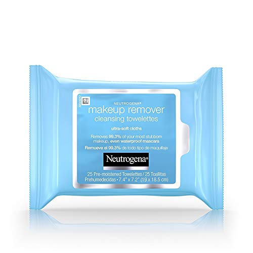 Neutrogena Make Up Removing Wipes, 200 Cleansing Towelettes 2