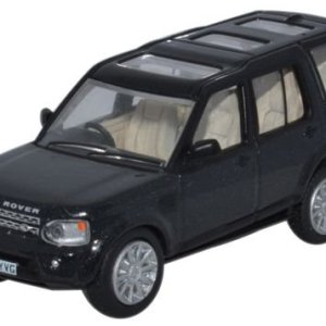 Oxford Diecast 1:76 Scale Land Rover Discovery 4 Baltic Blue 41O NdIEgIL