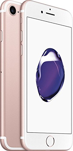 Apple iPhone 7 Factory Unlocked CDMA/GSM Smartphone - 32GB, Rose Gold (Certified Refurbished)
