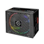 Thermaltake Smart Pro RGB 650W 80+ Bronze Certified PSU. Ultra Quiet Smart Zero 256-Color RGB, Fan Fully Modular, ATX…