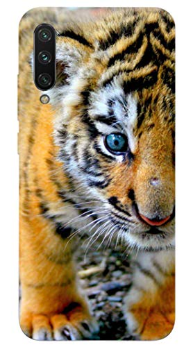 V3 Creation Lion Wild Animal Mobile Case for XIAOMI A3 5