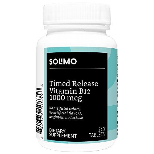 Solimo Vitamin B12