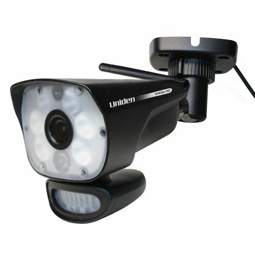 Uniden ULC58 Outdoor Video Surveillance Camera