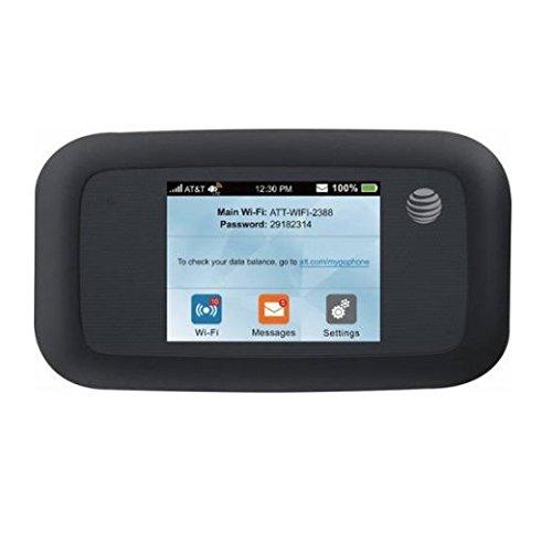 ZTE Velocity 4G LTE Mobile WiFi Hotspot (AT&T) - Black