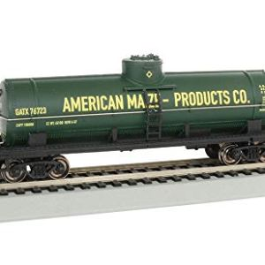 40′ Single Dome Tank Car American MAIZE Products Co. – HO Scale 41OUR48eLKL
