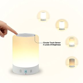 Night-Light-Bluetooth-Speaker-Portable-Wireless-Bluetooth-Speaker-6-Color-LED-Themes-Bedside-Table-LightSmart-Touch-Control-Color-Changing-Stereo-Subwoofer-HandsfreePhoneMicroSDSupported