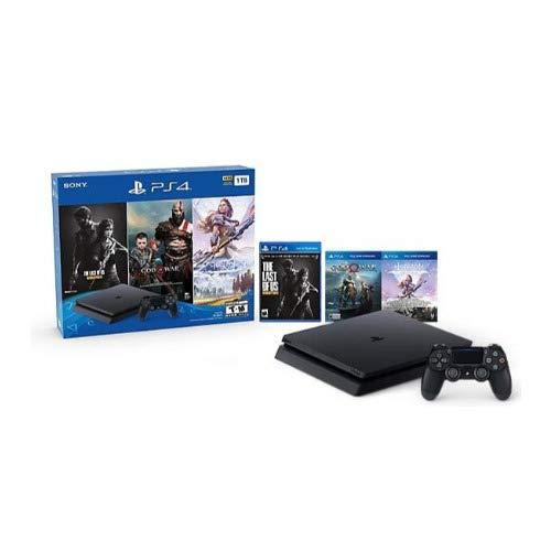 Sony-Playstation-4-1TB-Holiday-Bundle-Last-of-Us-God-of-War-Horizon-Zero-Dawn