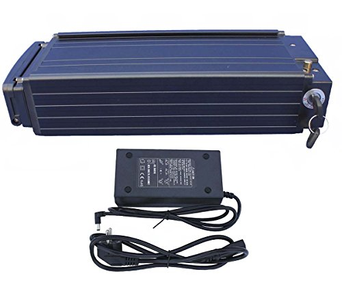theebikemotor 48V15-26AH Li-on E-Bike Battery Pack for Electric Bicycle Made of Panasonic NCR18650PF Cell