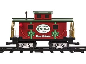 Lionel-North-Pole-Central-Battery-powered-Model-Train-Set-Ready-to-Play-w-Remote