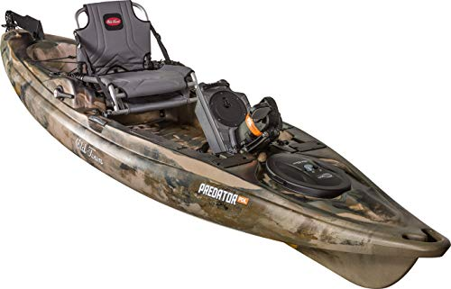Old Town Canoes & Kayaks Predator PDL Fishing Kayak